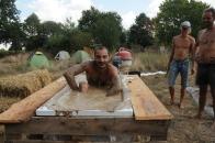 Un bain de boue pour purifier les pores de la peau !