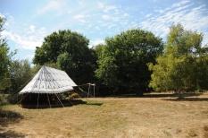 La tente-chapiteau-Kaïdale