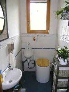 "Toilettes Sèches ""Moderne"""