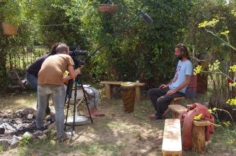 Interview en préparation d'Antoine