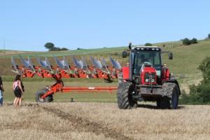 Qui aura le plus gros tracteur pour le concours de Labour !